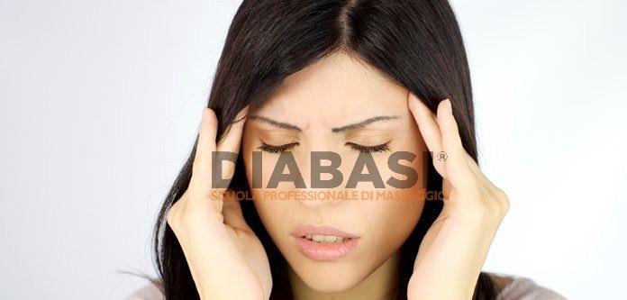 Mal di testa e riflessologia plantare